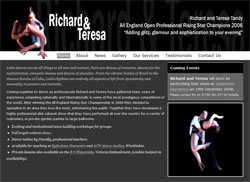 Richard and Teresa